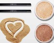 Kosmetika Sampure minerals
