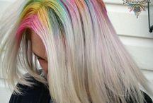 Unicorn hair f*ck yeah!