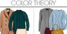 Vaatetus: värien yhdistely