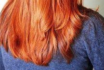 foxy hair