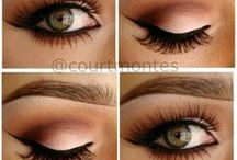 Makeup ideas / by Haley Wofford