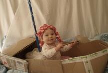 """Súťaž """"Kreatívna škatuľa"""" a naši zákazníci / Po rozbalení našej zásielky nám rodičia a ich detičky ukázali svoju kreativitu...:)"""