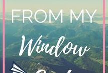 { TRAVEL INSPIRATION } / Inspirational quotes, photos, and places on my bucket list