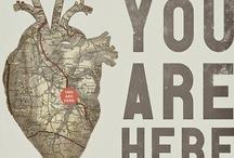 Maps Design / by Kewalin Timklab
