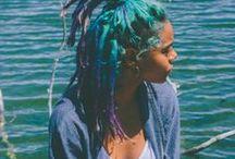 Hair I ♥ / Gorgeous hair and dreads that I love!