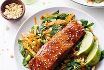 salmon&shrimps