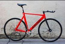 Nuestras bicicletas / Una buena muestra de las #bicis que salen de nuestra #tienda