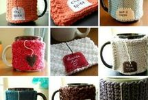 Knitting, crochet, etc. ;)