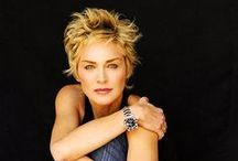 SHARON STONE / American actress / by Lawrence