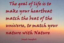 Joseph Campbell / Wisdom of Joseph Campbell