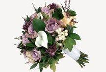 Brudebukett / Brudebuketter av Bloksberg blomster