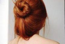Red hair brings good luck!