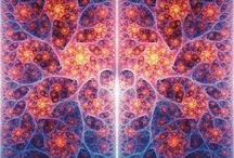 Fractals - Data Visualization - Sacred Geometry - Psychedelic Art