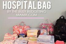 Pregnancy/Hospital needs