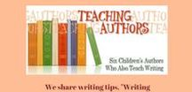TeachingAuthors Blog / Posts by a team of children's authors who are also writing teachers.