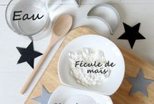 Création pâte polymère