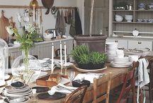 Kitchens / Kitchen designs and styles.