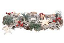 Kerststukjes maken / Het hoort gewoon bij de kersttijd, kerststukjes maken, leuk om zelf te doen of samen met de kinderen! Alle materialen voor een mooi kerstukje1