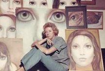 big eyes keane