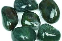 The Crystal Shed / Real Crystals, Minerals and Genuine Gemstones.  www.thecrystalshed.etsy.com