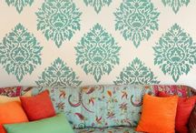 Fabrics, Fixtures, Finishes... / by Patty B