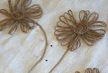 textile crafts / little textile ideas