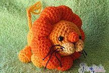 Finesse du crochet / Crochet, confection, doudous, accessoires, vêtements, décoration, ameublement
