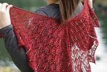 Autour du tricot / Créations, laine, habillement, tricot, fait-main, accessoires, bijoux, robes, pulls, chaussons,