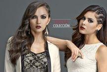 Bloques de Color / Una de las tendencias top para esta temporada es la mezcla clásica y elegante del blanco y el negro.