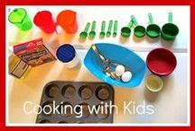 Cooking with kids! / Easy ways to cook with your kids, and fun foods to make for them! / by Capital BlueCross