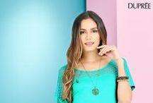 MODA QUE INSPIRA / Encuentra variedad, elegancia y distinción. Todo en DUPREE Colombia.  Moda femenina  www.dupree.co