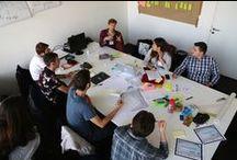 48 heures pour faire vivre des idées / 2 jours intenses d'innovation au sein d'équipes pluridisciplinaires sur des sujets proposées par des entreprises !! L'édition 2014 à l'INSA Lyon s'est déroulée du 20 novembre au 22 novembre 2014.