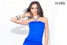 """LO MÁS """"TRENDY"""" PARA EL 2015 / Moda femenina Colombiana DUPREE."""