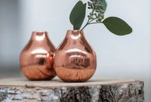 Copper / Kupfer / Interior with Copper