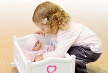 Mon premier / Petits Poupons : Dès 18 mois #baby #doll #jouet #poupee #enfant #eveil