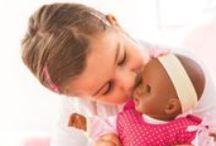 Mon Classique / Grands poupons : Dès 3 ans #baby #doll #jouet #poupee #enfant #eveil