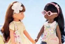 Les Chéries / Poupées Mannequins : Dès 4 ans #baby #doll #jouet #poupee #enfant #eveil