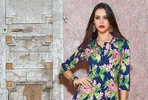 TEMPORADA VIBRANTE / La temporada se tiñe de colores vibrantes, fuertes contrastes y estampados saturados. Sé más fashion, apuéstale a la moda y al color. Dupree Colombia
