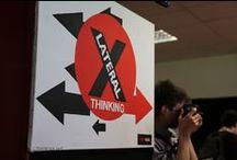 """TEDxINSA / La conférence TEDxINSA sur le thème """"Lateral Thinking"""" qui a eu lieu à l'INSA Lyon le 7 mai dernier."""