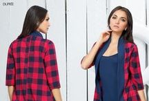 MODERNA Y ELEGANTE / La mejor alternativa para sentirte fresca y chic. Moda femenina Dupree #outfit #fashion #moda