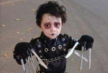 Déguisement Halloween / Idées costumes pour grands et petits pour la fête d'Halloween !