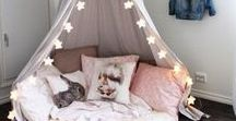Room Goals / Perfect places to chill and relax, and cool rooms!