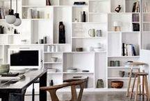 Wandkast / Wandkast woonkamer