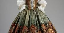 Medieval and Renaissance / Fashions from before the 1700s