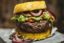 Paleo Burger Rezepte / Burger ohne Brot? Das geht!