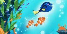 Alla ricerca di Nemo e Dory
