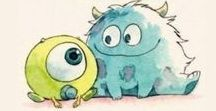 Monsters e co.
