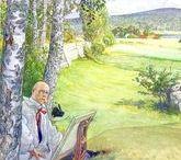 Carl Larsson 1853-1919