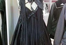 Dark Fashion / Goth, gothic lolita, punk, etc...