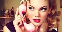 Pin Up/Vintage Style